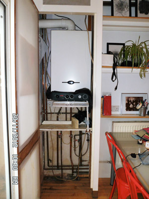 Central heating boilers + plumbing installations SE London + Kent ...