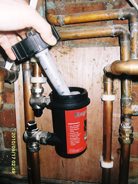 magnaclean maintenance - replace magnet